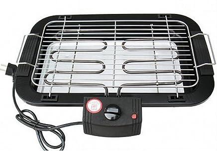 ZXMXY Elektrischer Grill-Grill-rauchlose elektrische Heizplatte Großer elektrischer Ofen Fünf-Geschwindigkeit temperaturgesteuerte Antihaft-Haushalts-Innenpartei B07D3SHQZ5 | Smart