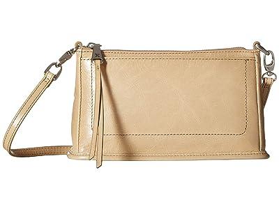 Hobo Cadence (Parchment) Cross Body Handbags