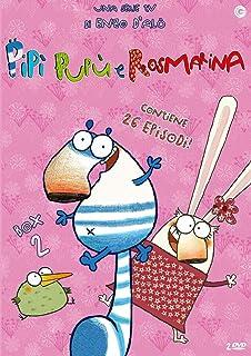 Pipi' Pupu' E Rosmarina #02 (2 Dvd) [Italia]