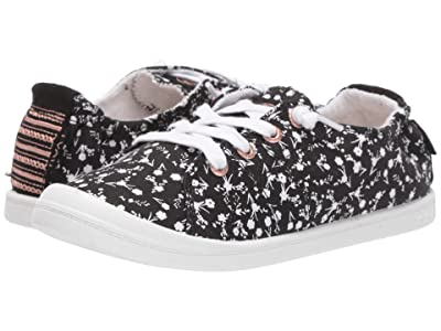 Roxy Rory Bayshore (Black/White Print) Women