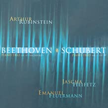 Rubinstein Collection, Vol. 12: Beethoven: Piano Trio, Op. 97
