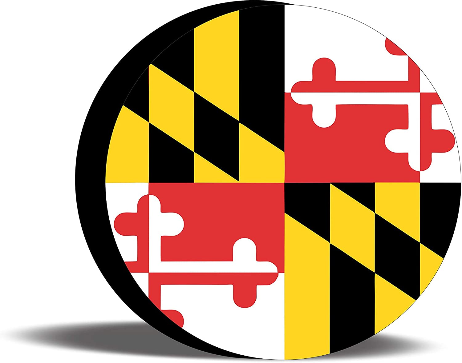 TIRE COVER CENTRAL Maryland Great interest Flag Tire Spare Wheel Cover Department store Select