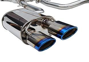 Invidia HS14LRF3TH Q300 Cat-Back Exhaust (Mid-Pipe) for Lexus RC-F