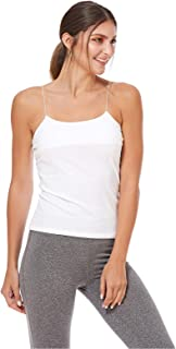 ICONIC Cami & Strappy Top for Women - White