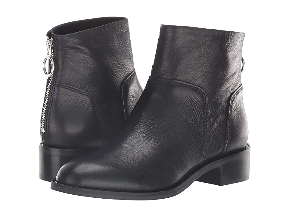 Franco Sarto Brady (Black Cavalier Premium Leather) Women