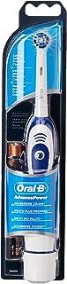 Braun Oral-B AdvancePower Adult Rotating-oscillating toothbrush Blue, White - Braun Oral-B AdvancePower, Battery, AA, 1.5 ...