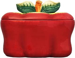 Apple Breadbox Canister