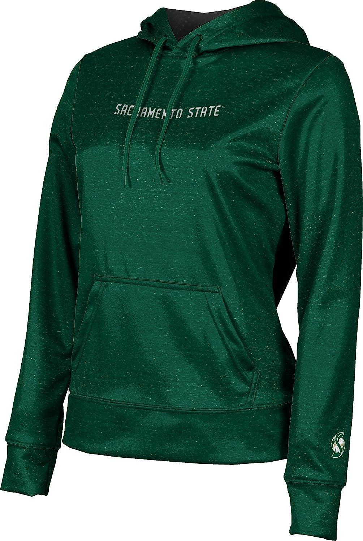 ProSphere Sacramento State University Girls' Pullover Hoodie, School Spirit Sweatshirt (Heathered)