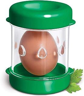 The Negg Boiled Egg Peeler Green