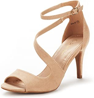 Best beige open toe high heels Reviews