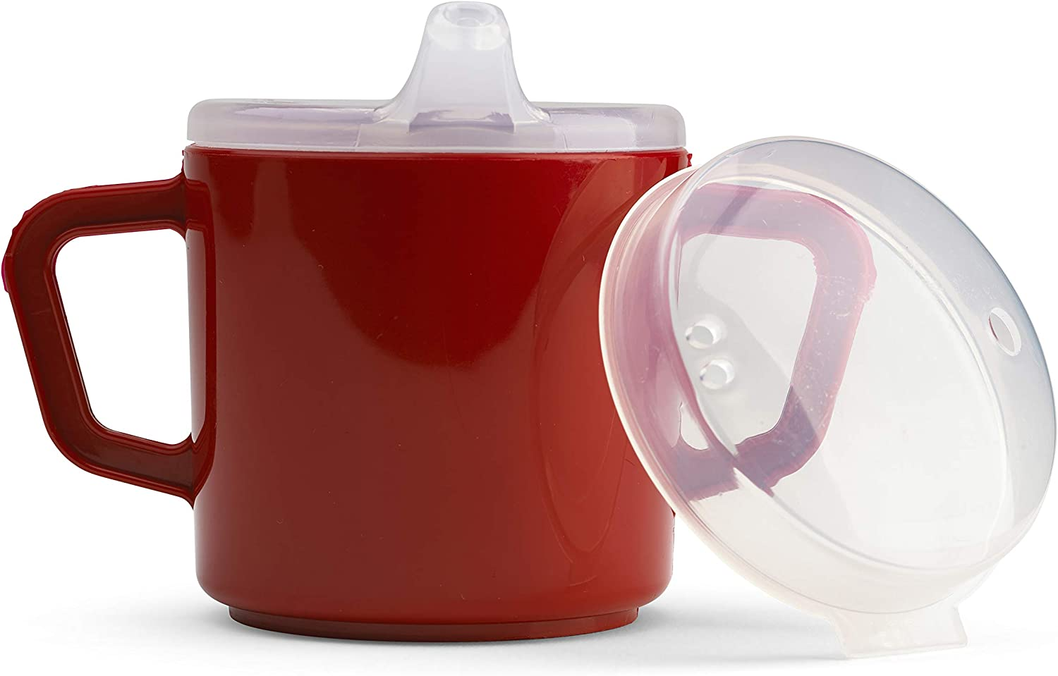 Small Two-Handle Columbus Mall 8oz Adaptive Sippy Disable for Cup Elderly Mug cheap