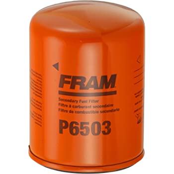 [NRIO_4796]   Amazon.com: FRAM P6503 Heavy Duty Fuel Filter: Automotive | Fram Fuel Filter Specs |  | Amazon.com