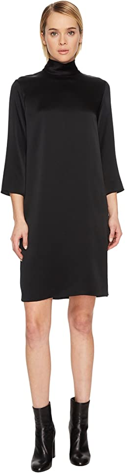 Vince - Mock Neck Dress