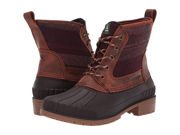 Kamik  Sienna Mid (Dark Brown) Womens Boots