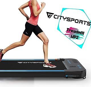 comprar comparacion CITYSPORTS Cinta de Correr Caminar Eléctrica Motor 440W, Altavoces Bluetooth, Velocidad Ajustable, Pantalla LCD y Contador...