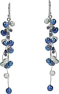 Best bluestone pearl earrings Reviews