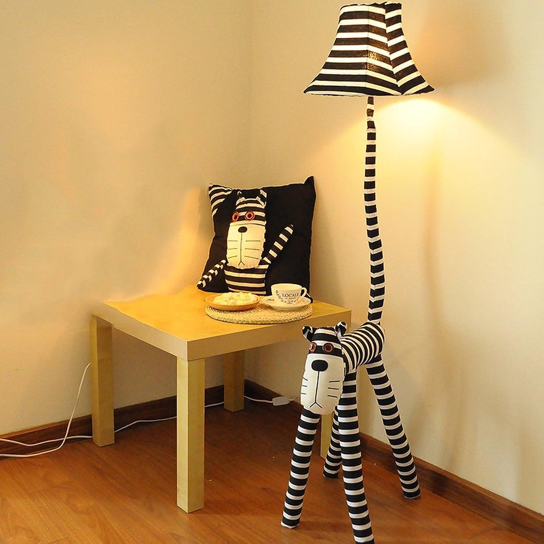 Edge to Stehlampe Kreative Cartoon Stehlampe Katze Sterne Menschen Stehlampe Kinder Schlafzimmer Schlafzimmer Wohnzimmer Nachttischlampe