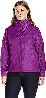 Columbia Women's Plus Size Shining Light Full Zip Jacket