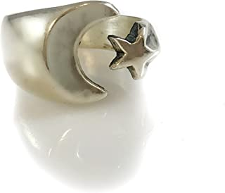 Flag of Turkey Istanbul Solid Sterling Silver 925 Oxisized Ring
