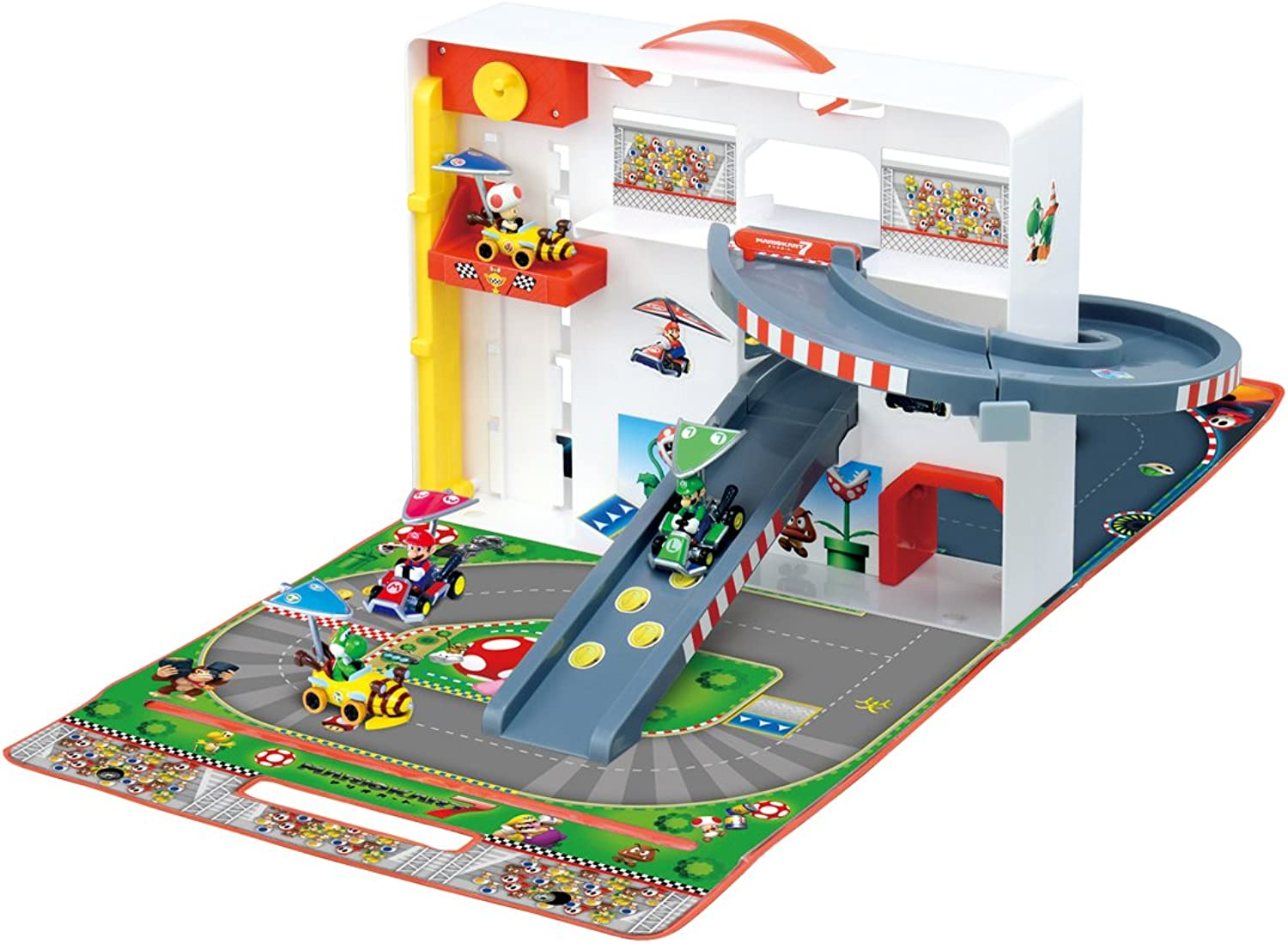 Tomy Tomica Panorama Circuit Mario Kart 7 will be released mid-March [Toy] (japan import) B009QVRE80 Überlegene Qualität    | Online-Shop