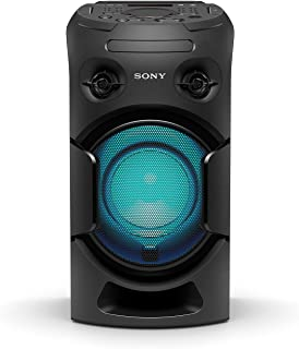 Sony Mhc-V21D High Power Portable Party System (Black (Mhc-V21D//M E12 - Black)