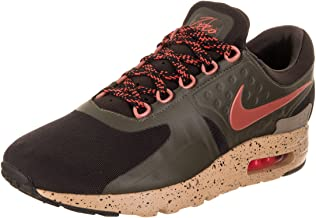 Nike Men's Air Max Zero SE Velvet/Brown/Dusty/Peach Running Shoe 9.5 Men US