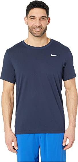 42e04af41608b Nike Breathe Short Sleeve Training Top at Zappos.com
