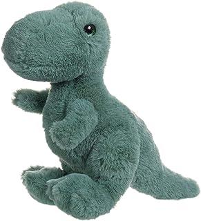 Apricot Lamb Toys Plush Dinosaur Stuffed Animal Soft Cuddly Perfect for Girls Boys (Green Dinosaur, 10 Inches)