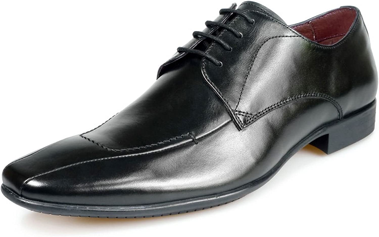 POD Como Pointed Toe Lace Up Casual Formal Mens Leather shoes