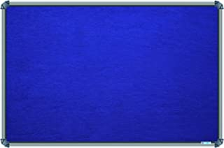 Cubic 2' x 3' Pin-up Soft Notice Board (Blue)