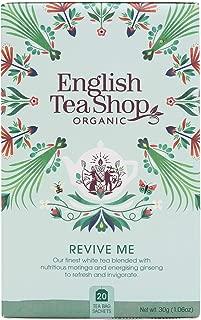 english tea shop white tea caffeine