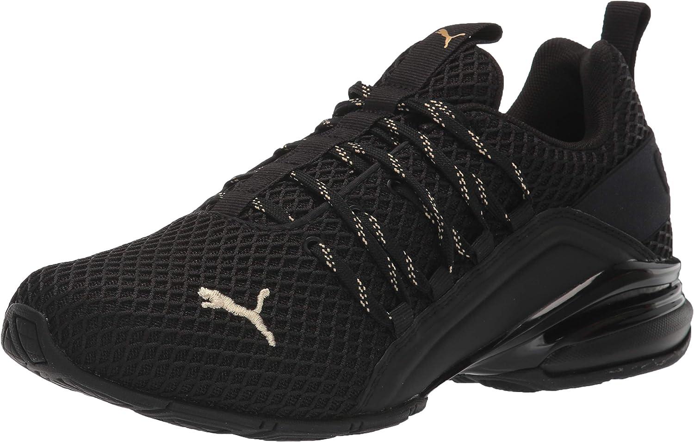 PUMA service Men's Axelion Shoe Perf Running Sales