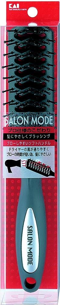ペッカディロ励起しなやかなサロンモード スケルトンブラシ