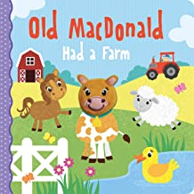 Old MacDonald Had a Farm (Finger Puppet Books)