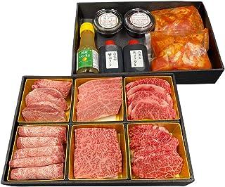 大阪鶴橋 焼肉 6種食べ比べ 480g 焼肉セット 冬ギフト お歳暮 焼き肉 白雲台 冷蔵お届け