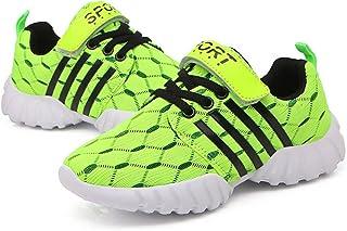 [ZUOMA] 子供着 春秋カジュアルシューズ スニーカー 運動靴 ズック靴 バレエシューズ ランニングシューズ テニスシューズ 通気性 クッション性