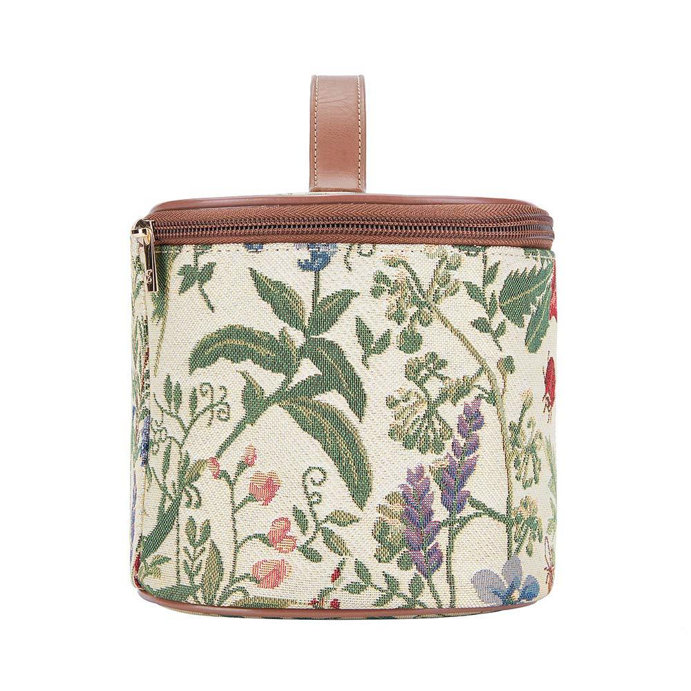 Monet Violet Poppies Weekender Bag