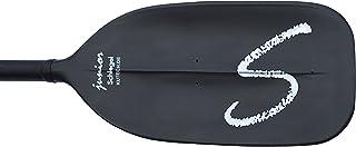 Remo el doble de remo, kayak Paddle Adecuada Para Manos Pequeñas, jóvenes con 28mm tubo de aluminio y con un Haber hojas.