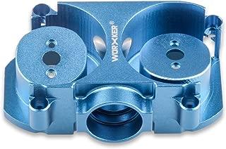Worker Mod Oblique Flywheel Chamber Cage Modification Kits for Nerf N-strike Elite Stryfe/Rapidstrike CS-18 Color Blue