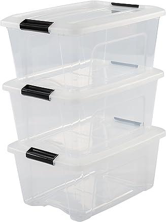 Gut gemocht Suchergebnis auf Amazon.de für: plastikbox mit deckel groß FS85