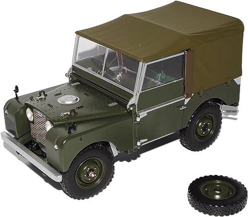 Minichamps Land Rover Defender Matt Grün 1948 1 18 Modell Auto