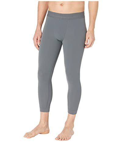Nike Dry 3/4 Tights Yoga (Iron Grey/Black) Men