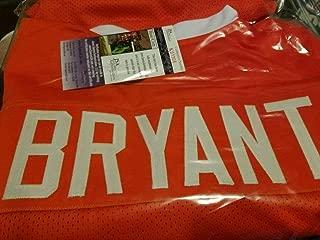 Martavis Bryant Autographed Signed Memorabilia Clemson Tigers Jersey JSA