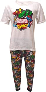 Marvel Comics DC Pijamas para hombre