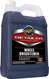 Meguiar's D14001 Wheel Brightener, 1 Gallon