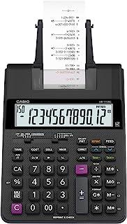Casio HR-170RC Plus, Min-Desktop Printing Calculator (New Version of The HR-100TM)