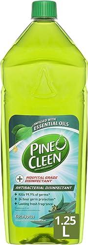 Pine O Cleen Antibacterial Disinfectant Liquid, 1.25L, Eucalyptus, Eucalyptus product image