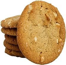 Otis Spunkmeyer Express Thaw N Serve White Chunk Macadamia Nut Cookies, 2 Ounce -- 72 per case.