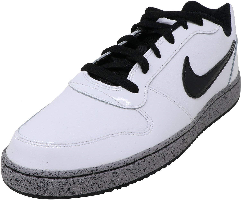 Nike Men's Ebernon Low Top Leather Sneaker
