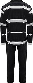 f673ba6997509 Hommes Polaire Chaud Jersey Hiver PJ Set Pyjama Vêtement De Nuit Pyjamas  Pyjamas Set Neuf